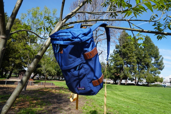 Patagonia Toromiro hanging 1