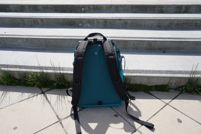 Topo Designs Rover Pack back