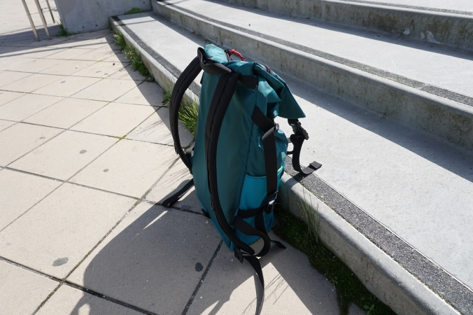 Topo Designs Rover Pack side
